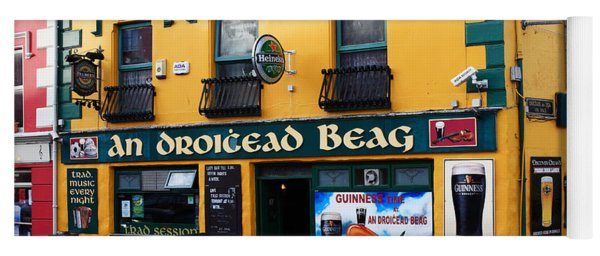 Dingle County Kerry Ireland Yoga Mat