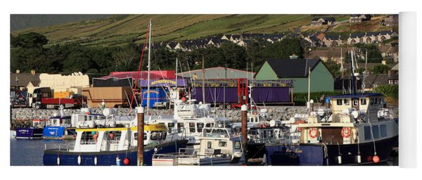 Dingle Harbour County Kerry Ireland Yoga Mat