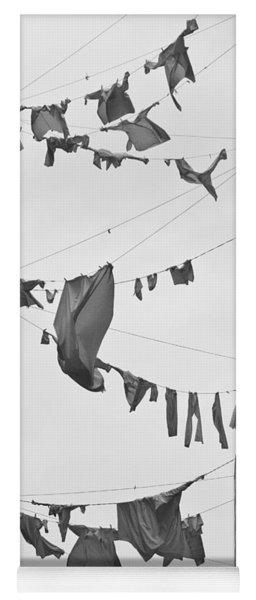 Dirty Laundry Yoga Mat