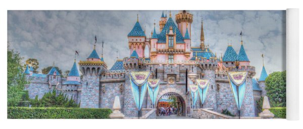 Disney Magic Yoga Mat