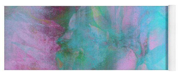 Divine Substance - Abstract Art Yoga Mat