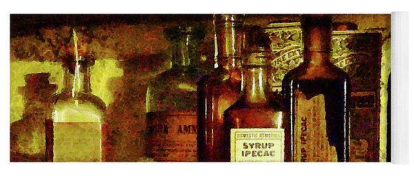 Doctor - Syrup Of Ipecac Yoga Mat