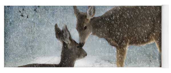 Doe A Deer Yoga Mat