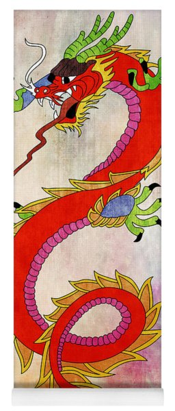 Dragon  Yoga Mat
