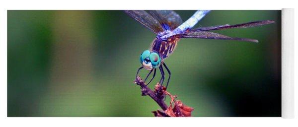 Dragonfly 2 Yoga Mat