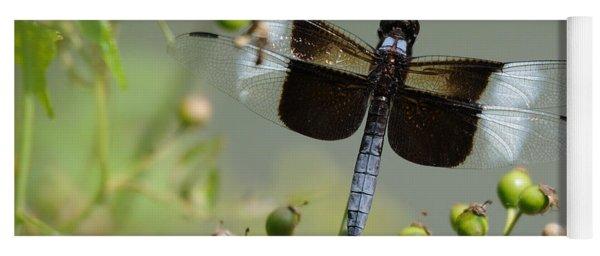 Dragonfly Yoga Mat