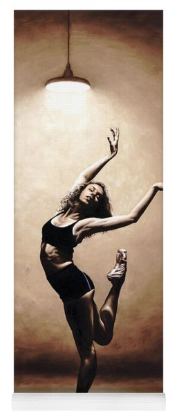 Dramatic Eclecticism Yoga Mat