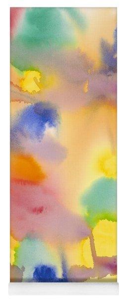 Dreaming In Color Yoga Mat