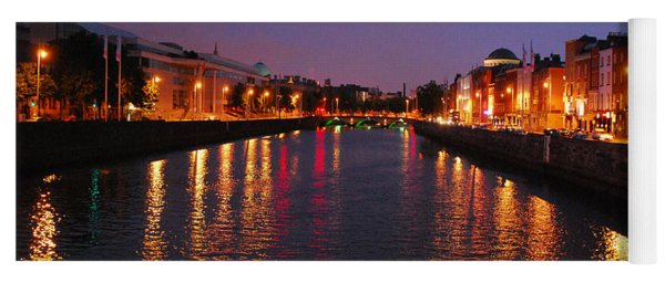 Dublin Nights Yoga Mat