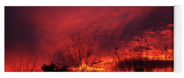 Dundee Sunset Yoga Mat