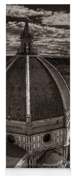 Duomo Dalla Campanile  Yoga Mat