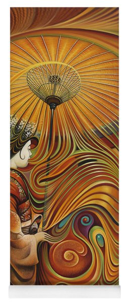 Dynamic Oriental Yoga Mat