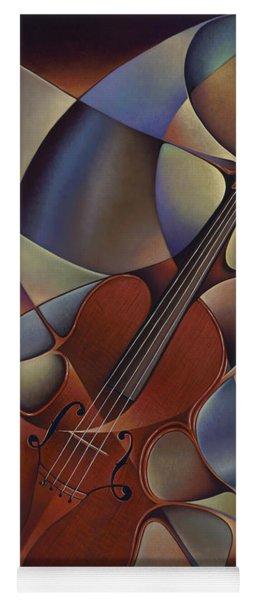 Dynamic Violin Yoga Mat