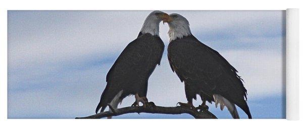 Eagle Love Yoga Mat