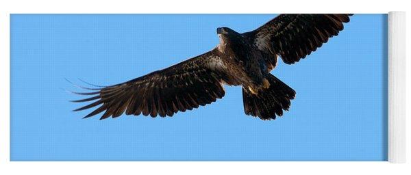 Eagle Wings Yoga Mat