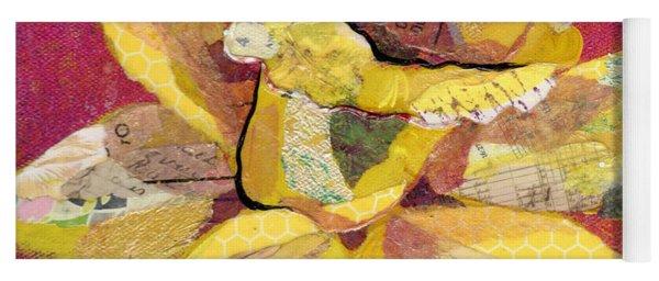 Early Spring IIi  Daffodil Series Yoga Mat