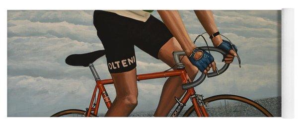 Eddy Merckx Yoga Mat
