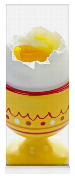 Egg In Cup Yoga Mat