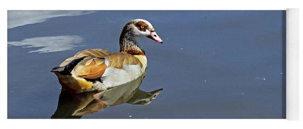 Egyptian Goose Yoga Mat