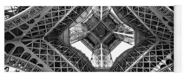 Eiffel Abstract Yoga Mat