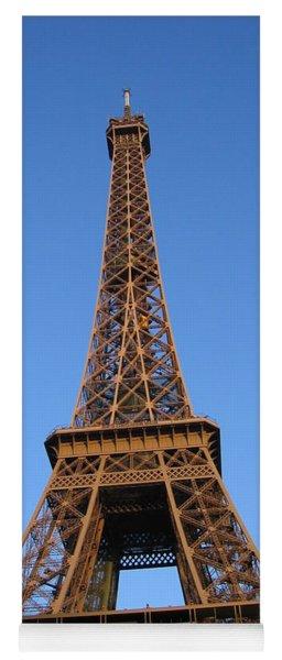 Eiffel Tower 2005 Ville Candidate Yoga Mat