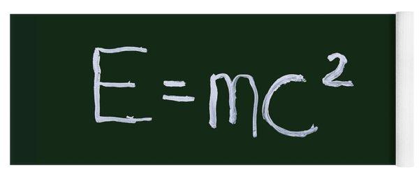 Einstein Formula Yoga Mat