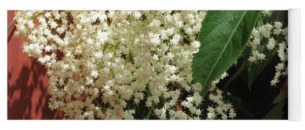 Elderberry Blossom Yoga Mat