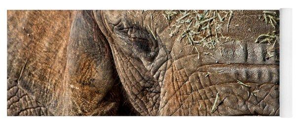 Elephant Never Forgets Yoga Mat