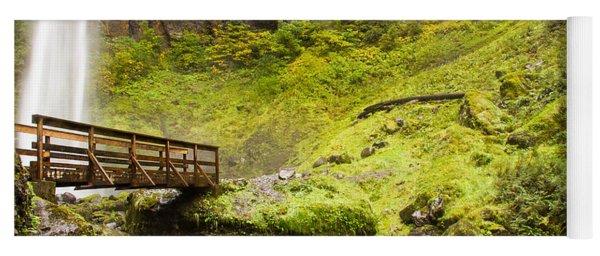 Elowah Falls Yoga Mat