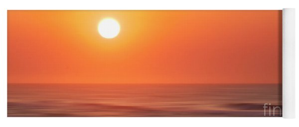 Emerald Isle Sunrise Yoga Mat