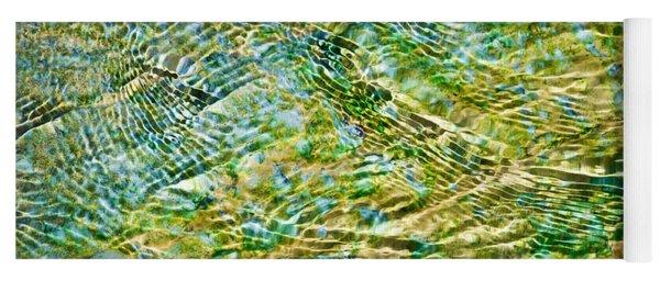 Emerald Water Yoga Mat