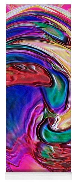 Emergence - Digital Art Yoga Mat