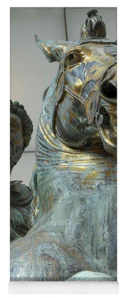 Emperor Marcus Aurelius Yoga Mat