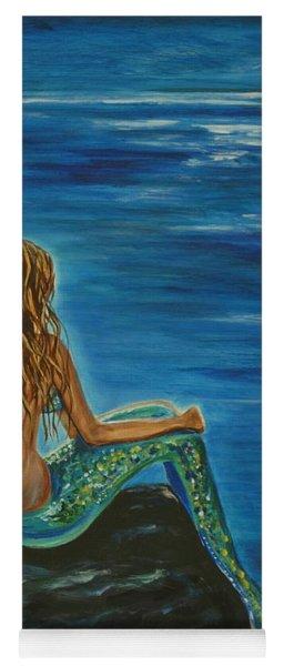 Enchanted Mermaid Beauty Yoga Mat