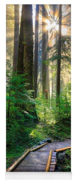 Enchanted Trail Yoga Mat