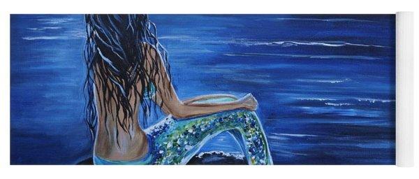 Enchanting Mermaid Yoga Mat