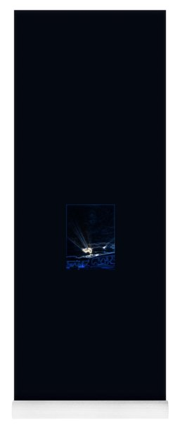 Yoga Mat featuring the photograph End Of Day by Gina Bonelli