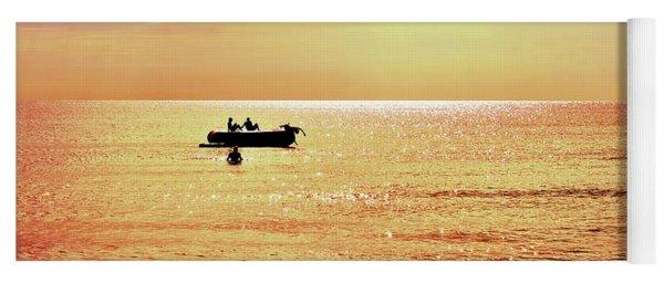 Endless Sea Yoga Mat