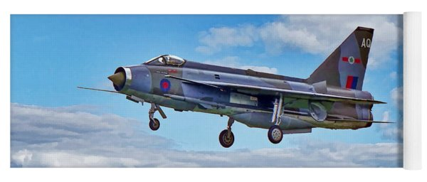 English Electric Lightning Yoga Mat