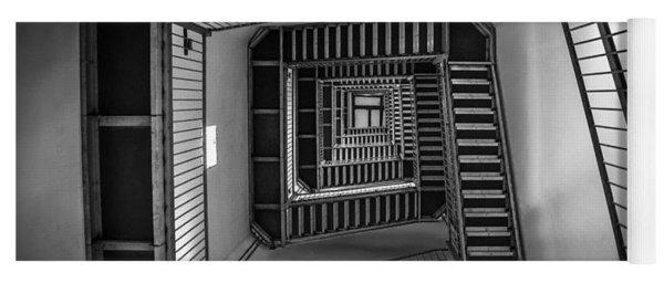 Escher Yoga Mat