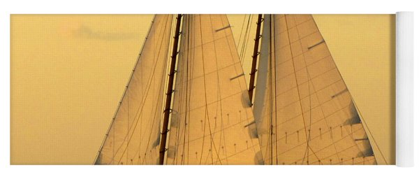 More Sails In Key West Yoga Mat