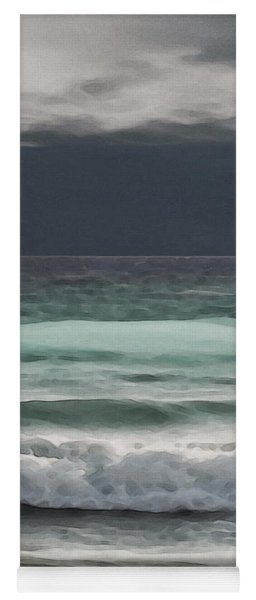 Even Tides Yoga Mat