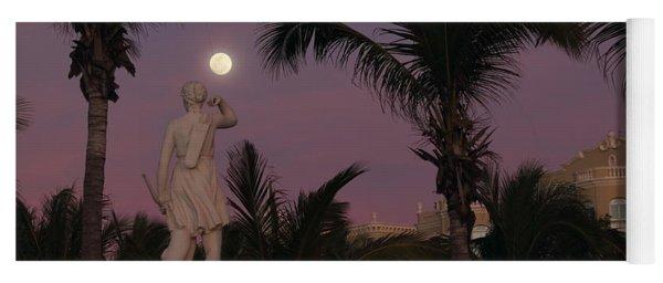 Evening Moon Yoga Mat