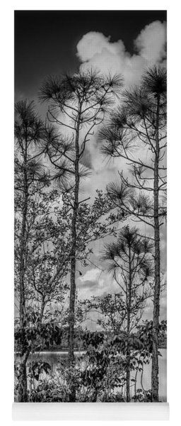 Everglades 0336bw Yoga Mat