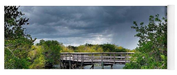 Everglades 0823 Yoga Mat