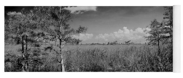 Everglades 1909bw Yoga Mat