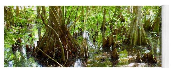 Everglades Yoga Mat