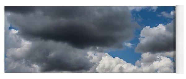 Everglades Clouds 6873 Yoga Mat