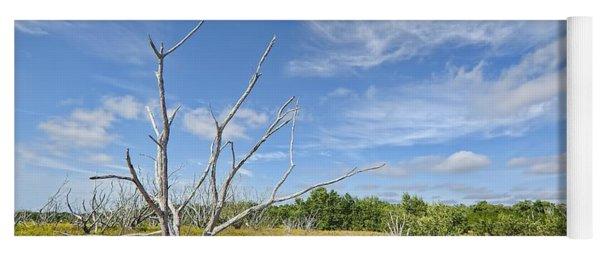 Everglades Coastal Prairies Yoga Mat