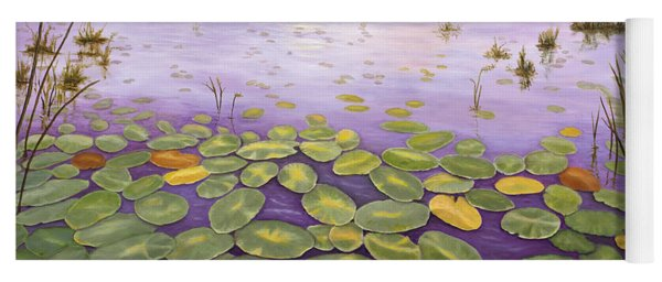 Everglades Evening Yoga Mat